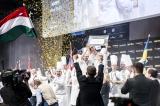 Széll Tamás győzelmével Magyarország bekerült a gasztronómiai elitklubba
