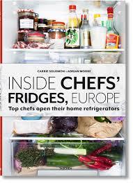 Mi van a séfek hűtőszekrényében?