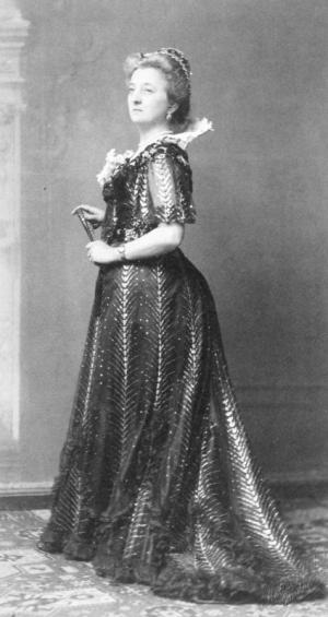 Émile Gerbeaud felesége