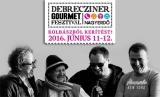 A debreceni pároskolbászt népszerűsíti a Debrecziner Gourmet Fesztivál