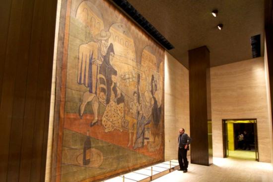 A Picasso-festmény, ami előtt Kövi naponta imádkozott