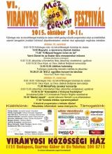 VI. Virányosi Méz-és Lekvár Fesztivál