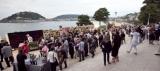 San Sebastiánban megnyílt az Európa Kulturális Fővárosa rendezvénysorozat