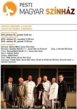 Arnold Wesker: A konyha című darabja a Pesti Magyar Színházban